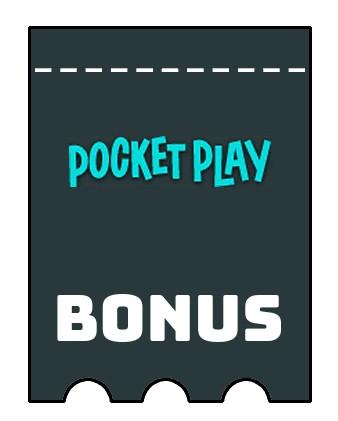 Latest bonus spins from Pocket Play