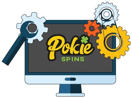 Pokie Spins - Software