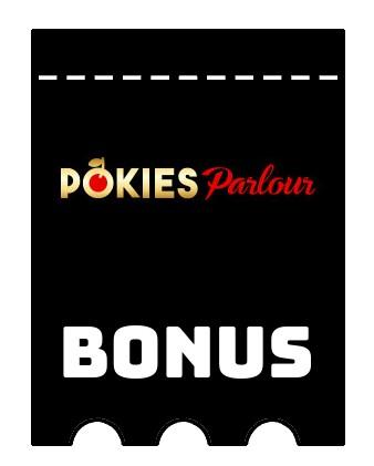 Latest bonus spins from Pokies Parlour