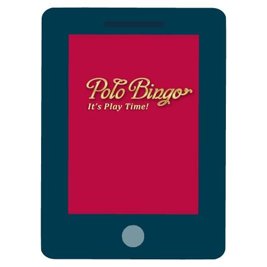 Polo Bingo - Mobile friendly