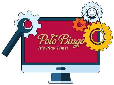 Polo Bingo - Software
