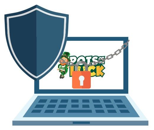 Pots of Luck Casino - Secure casino