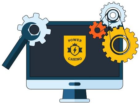 Power Casino - Software