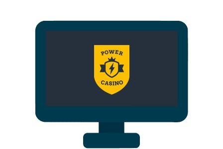 Power Casino - casino review