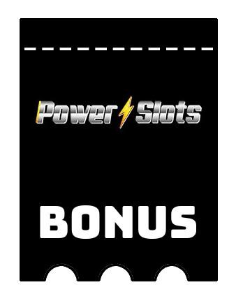 Latest bonus spins from Power Slots Casino