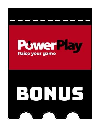 Latest bonus spins from PowerPlay