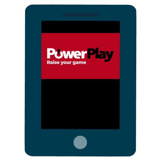 PowerPlay - Mobile friendly