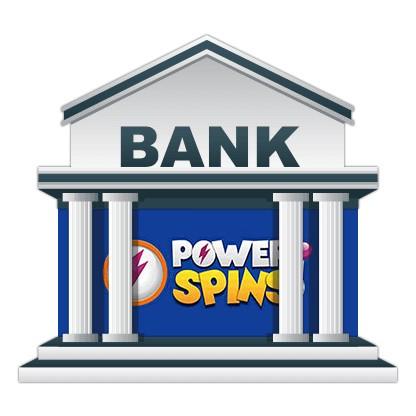 Powerspins Casino - Banking casino