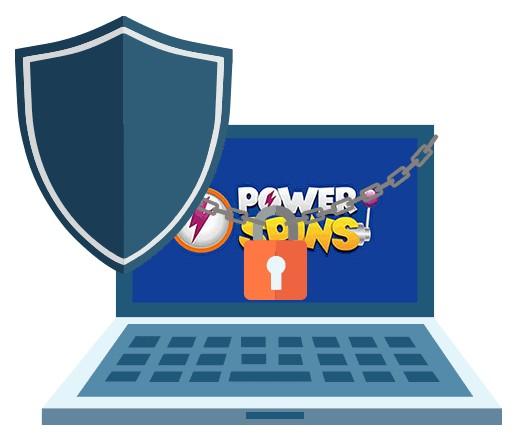 Powerspins Casino - Secure casino
