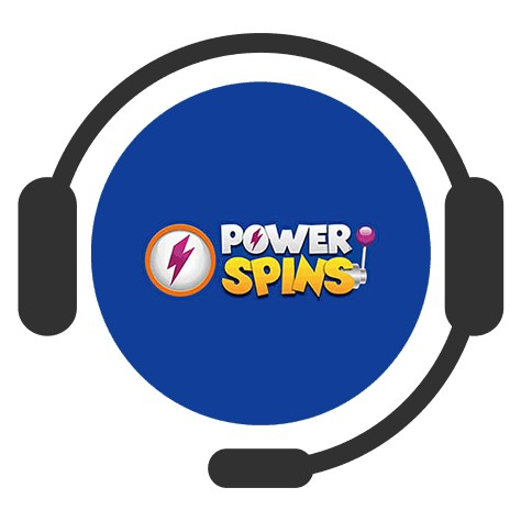 Powerspins Casino - Support
