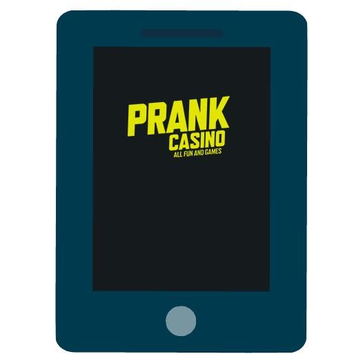 Prank Casino - Mobile friendly
