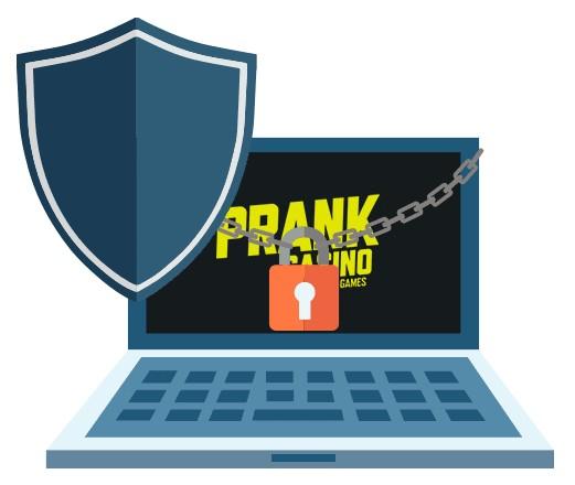 Prank Casino - Secure casino