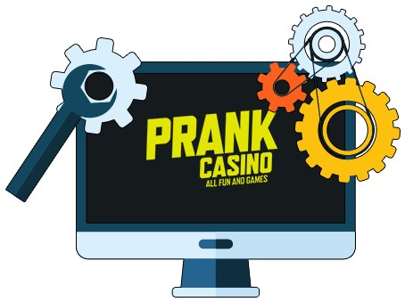 Prank Casino - Software