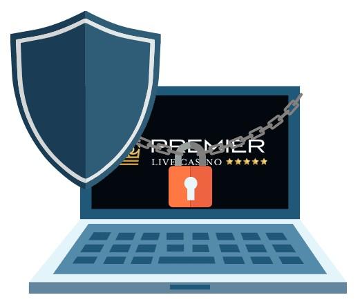 Premier Live Casino - Secure casino