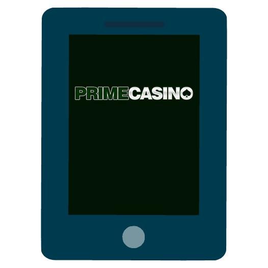 Prime Casino - Mobile friendly