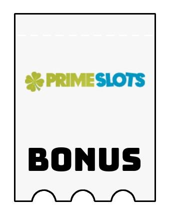 Latest bonus spins from Prime Slots Casino