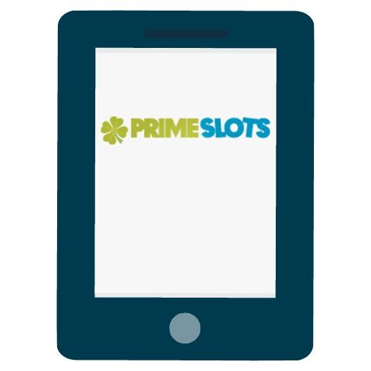 Prime Slots Casino - Mobile friendly