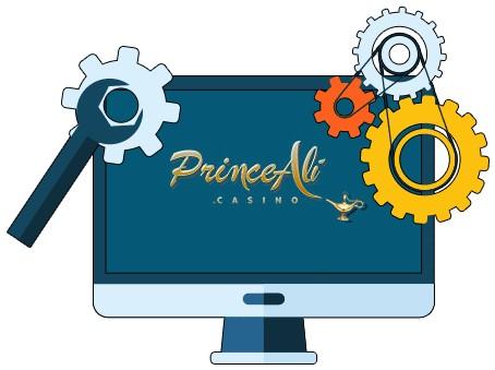 Prince Ali - Software