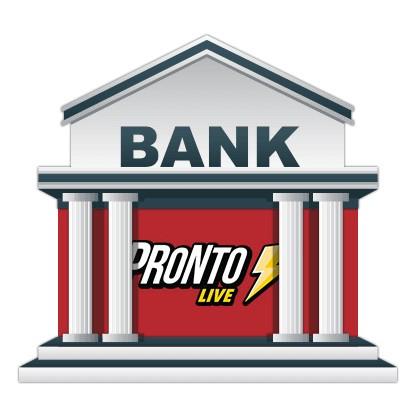 Pronto Live - Banking casino