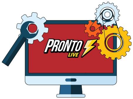 Pronto Live - Software