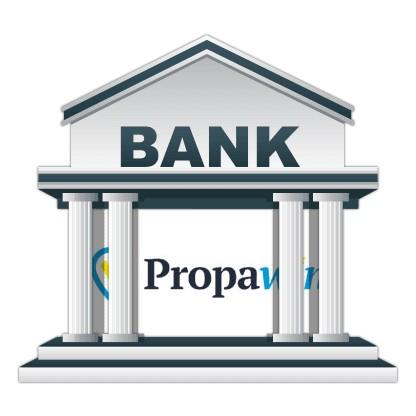 PropaWin Casino - Banking casino