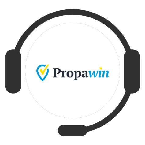 PropaWin Casino - Support