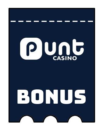 Latest bonus spins from Punt Casino