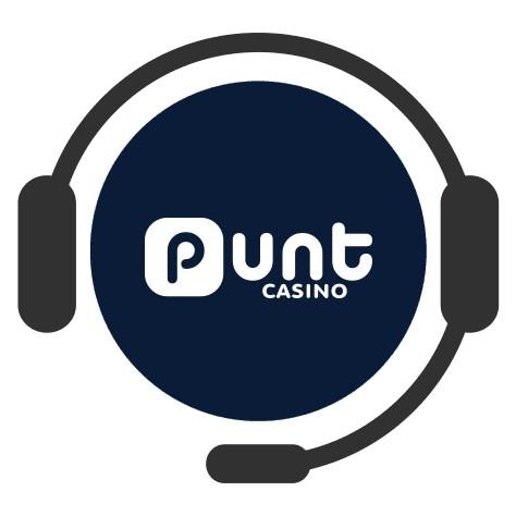 Punt Casino - Support