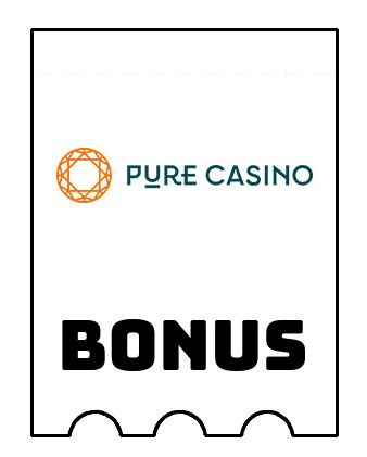 Latest bonus spins from Pure Casino