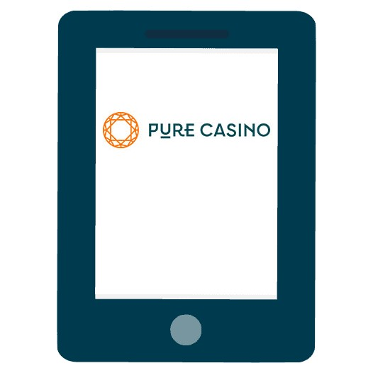 Pure Casino - Mobile friendly
