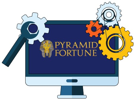 Pyramids Fortune Casino - Software