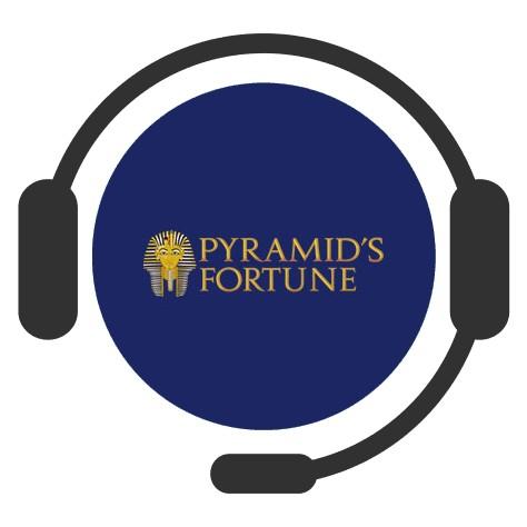Pyramids Fortune Casino - Support