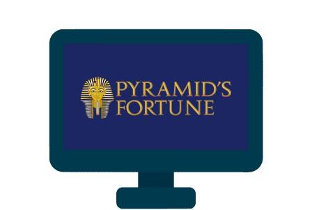 Pyramids Fortune Casino - casino review