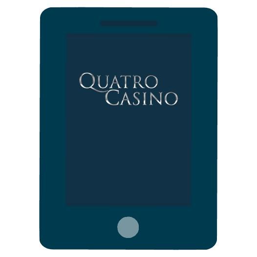 Quatro Casino - Mobile friendly