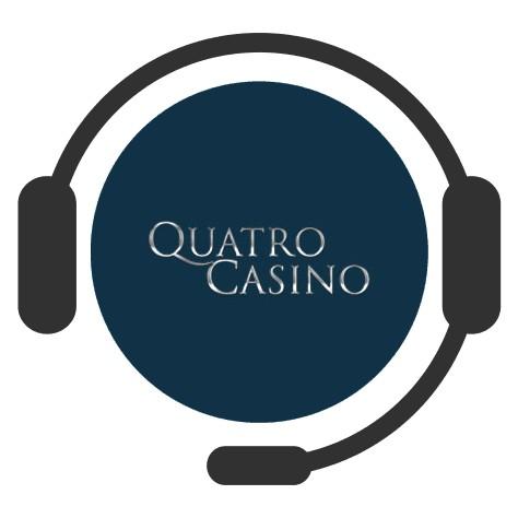 Quatro Casino - Support