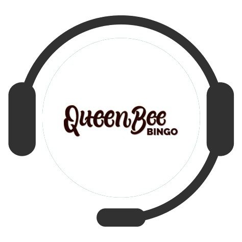 Queen Bee Bingo Casino - Support