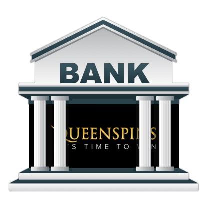 Queenspins - Banking casino