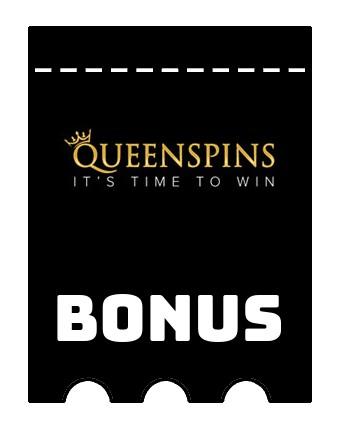 Latest bonus spins from Queenspins