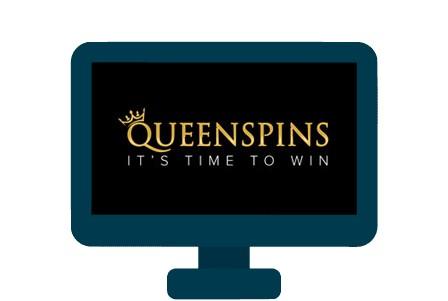 Queenspins - casino review