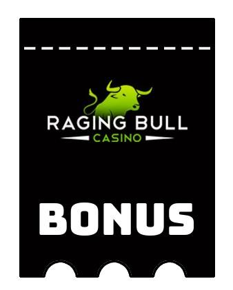 Latest bonus spins from Raging Bull