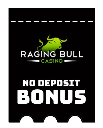 Raging Bull - no deposit bonus CR