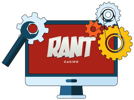 Rant Casino - Software