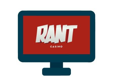 Rant Casino - casino review
