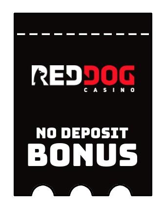 Red Dog Casino - no deposit bonus CR