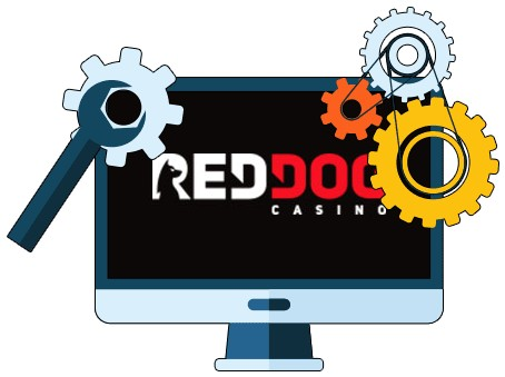Red Dog Casino - Software
