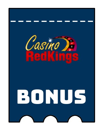 Latest bonus spins from Red Kings Casino