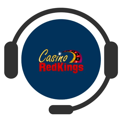 Red Kings Casino - Support