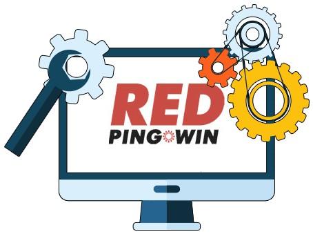 RED Pingwin Casino - Software