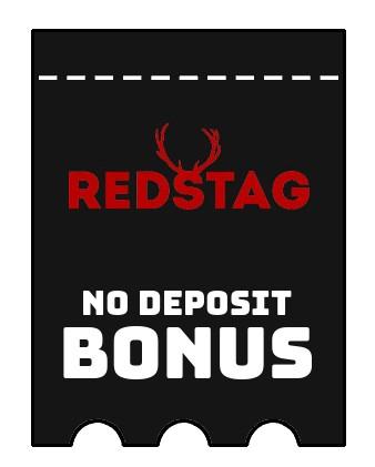 Red Stag Casino - no deposit bonus CR
