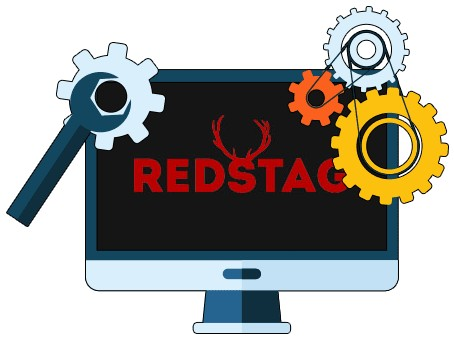 Red Stag Casino - Software